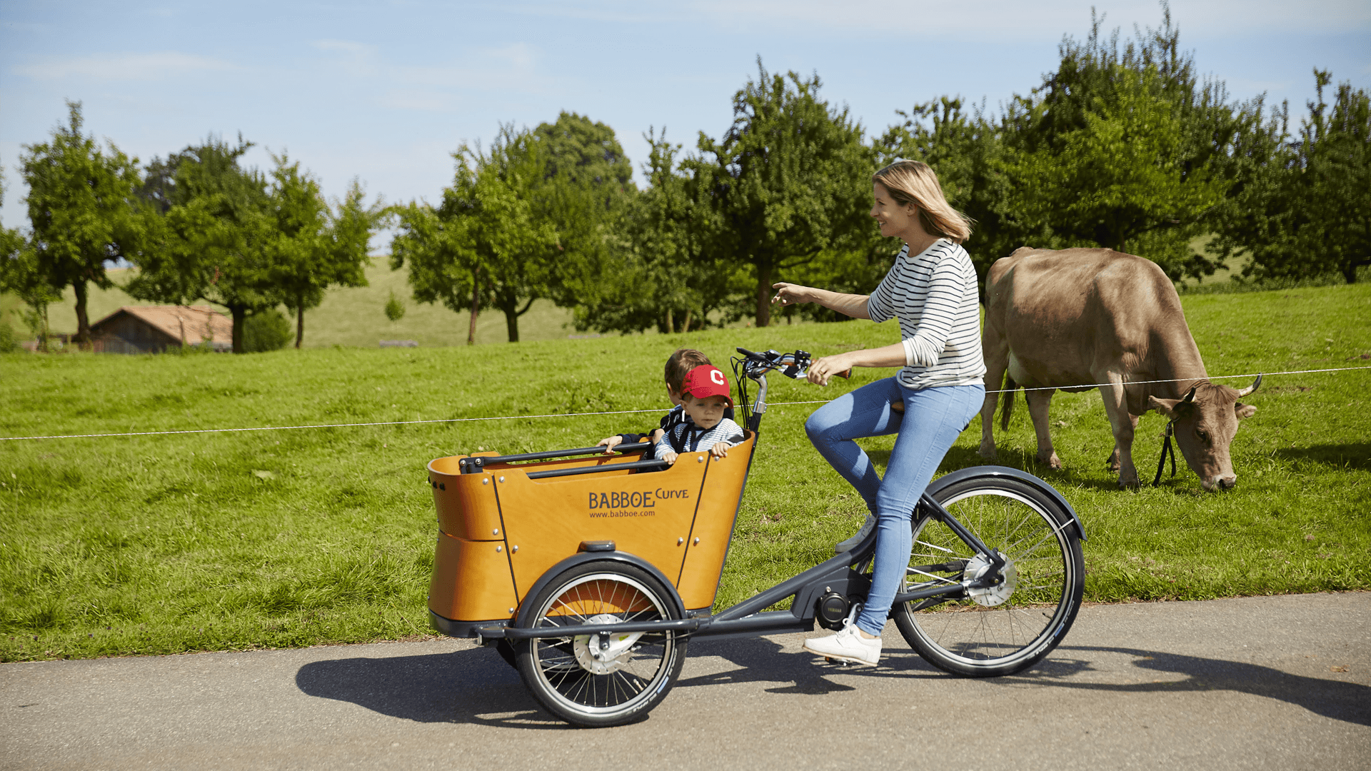 babboe cargo bikes. Black Bedroom Furniture Sets. Home Design Ideas