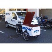 cargotribike-babboe-big-montada